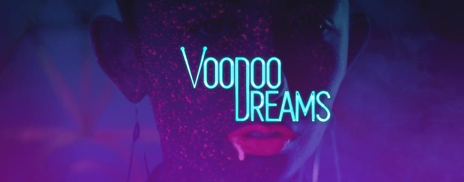 Voodoo dreams - logotyp