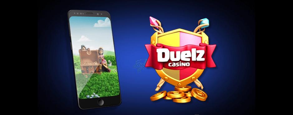 Duelz Casino - i mobilen